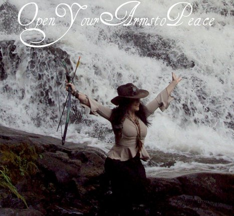 Open Your Arms to Peace! The Little Way of Virtue  By: Official Maryann D'Amico | Stop the Silence of Violence | Scoop.it