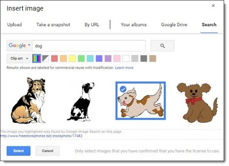 Build a Snowman with Google Slides | I'm Bringing Techy Back | Scoop.it