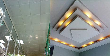 False Ceiling Materials In Civil Engineering Scoop It