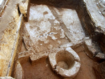 Byzantine 'wine press' revealed in Jerusalem | Cultural Worldviews | Scoop.it