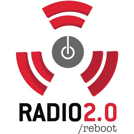 """Audio Digital Reboot"" thème de la journée Radio 2.0 le 30 janvier au Salon de la Radio à la Grande Halle de la Villette 