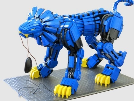 Going Big with Legos | Big and Open Data, FabLab, Internet of things | Scoop.it