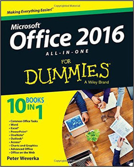 Office 2016 For Dummies - Free eBooks | Free Download Pdf Books | Scoop.it