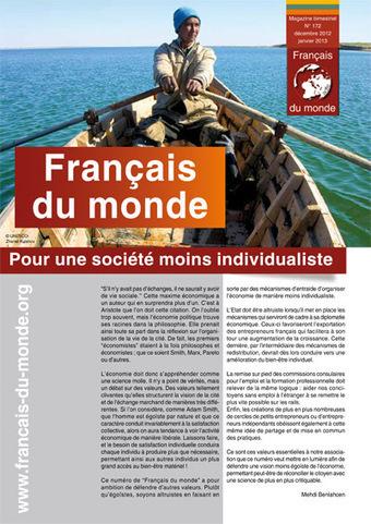 Bureau de l'Assemblée des Français de l'étranger . Intervention de Madame Hélène Conway-Mouret. | Français à l'étranger : des élus, un ministère | Scoop.it