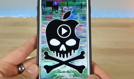ALERT!!! Une vidéo de 5 secondes fait crasher l'iPhone | #Apple #Awareness | Apple, Mac, MacOS, iOS4, iPad, iPhone and (in)security... | Scoop.it