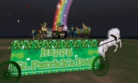 Canadian Sun to hold St. Patrick's Day parade – | Virtual Worlds, Virtual Reality & Role Play | Scoop.it