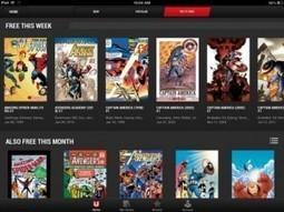 Marvel Unlimited : une application pour lire des bandes dessinées ... | le monde de la BD | Scoop.it