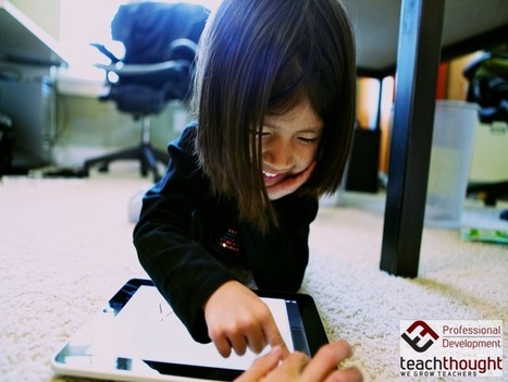 """5 Ways To Promote Positive iPad """"Screen Time"""" At School 