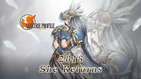 Download Valkyrie Profile: Lenneth APK - Role-p