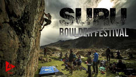 Suru Boulder Fest 2016 - Climbing Party @12000ft | 4Play | Outdoor Extreme & Adventure Sports Video Channel | Scoop.it