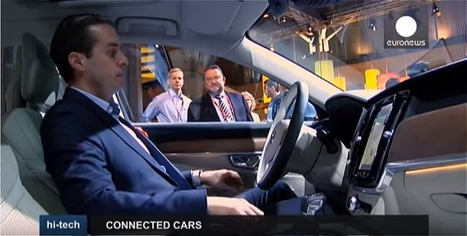 Emerging new Automobile Technologies & the Car of the Future | Technology in Business Today | Scoop.it