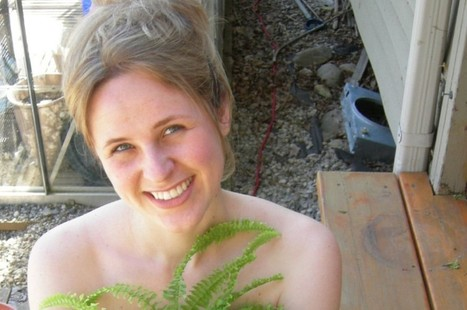 World Naked Gardening Day is Tomorrow! | Unmentionables | Scoop.it