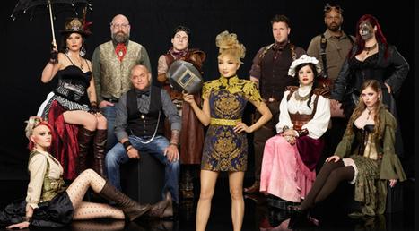 Steampunk'd l'émission de téléréalité... Steampunk | Choose Steampunk | Scoop.it