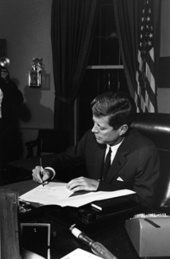 Cuban Missile Crisis - John F. Kennedy Presidential Library & Museum | Meagan's Geoography 400 | Scoop.it