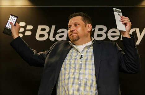 Ron Louks : 10 questions sur le Priv de BlackBerry | Addicts à Blackberry 10 | Scoop.it