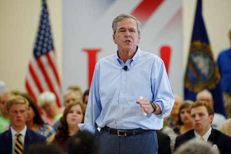 The One Thing Jeb Bush Got Right This Year? Speaking In Spanish | Spanish in the United States | Scoop.it
