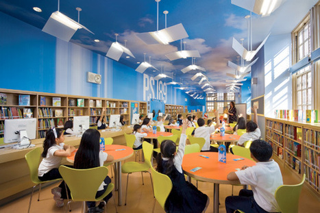 Divine Design: How to create the 21st-century school library of your dreams | 21st century Learning Commons | Scoop.it