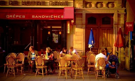 """""""Sit-able cities"""" might be even better than walkable ones   Cities of the World   Scoop.it"""