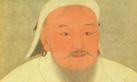 "Genghis Khan the GREEN: Invader killed so many people that he cooled the planet | ""3e"" 
