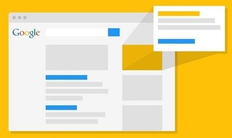 Une étude accuse Google de favoriser ses propres publicités lors des recherches | Référencement internet | Scoop.it