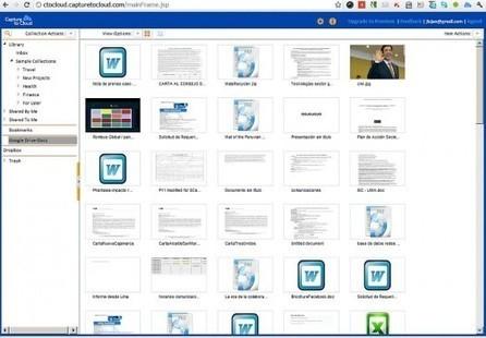Votre contenu Web dans le cloud, Capture to Cloud   Ballajack   Quand la communication passe au web   Scoop.it