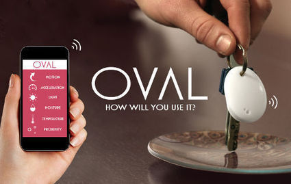 OVAL, un capteur complet pour surveiller votre maison et vos proches | Technologies numériques et innovations | Scoop.it