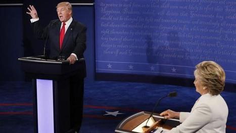 Nueve mentiras de Donald Trump durante el último debate presidencial | Memorias de Orfeo | Scoop.it