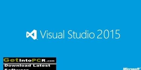 Microsoft Visual Studio 2015 Free Download Full