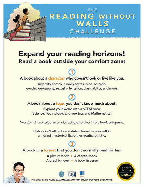 Take the Reading Without Walls Challenge | Homeschooling High School | Scoop.it