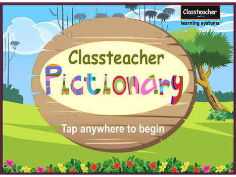Pictionary Classteacher Apple Apps(Free)   Educational Videos & Games for Kids   Scoop.it