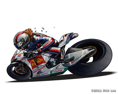 Photographer's Blog: Working With the Über-Talented Rich Lee | MotoMatters.com | Ductalk Ducati News | Scoop.it