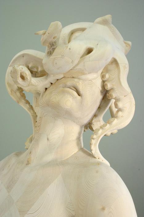 Surreal versions of classical sculptures | Art, Design & Technology | Scoop.it