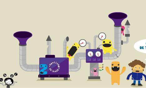Speel mee met de lettermachine van Zwijsen   Kinderen en interactieve media   Scoop.it