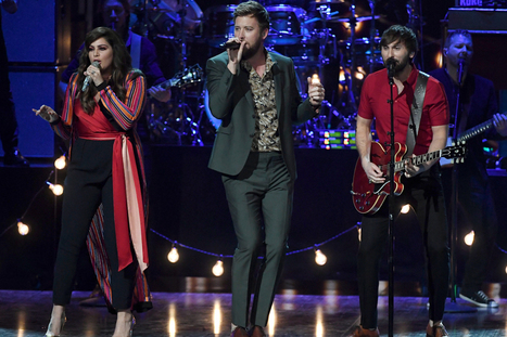 Lady Antebellum to Appear on New 'Dirty Dancing' Soundtrack | Country Music Today | Scoop.it