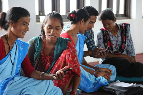 Libraries reach rural India via mobile & e-reader: improving health and breaking the cycle of poverty | Digital Literacy in Education and Libraries | Scoop.it