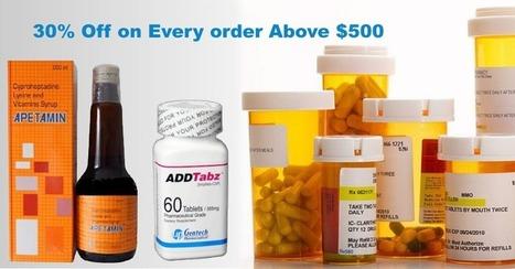 Buy Vyvanse pills Online