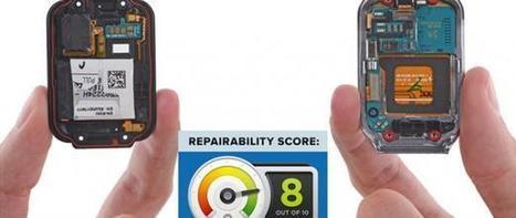 Samsung Gear 2 smartwatch scores high in teardown - I4U News | CelebritizeYou | Scoop.it