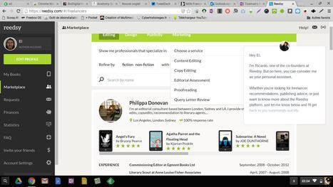 Reedsy: Un service pour créer vos ebooks simplement | méli-mélo | Scoop.it