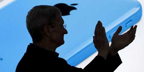 Apple earnings conf call detailed. Some huge surprises inside.   cross pond high tech   Scoop.it