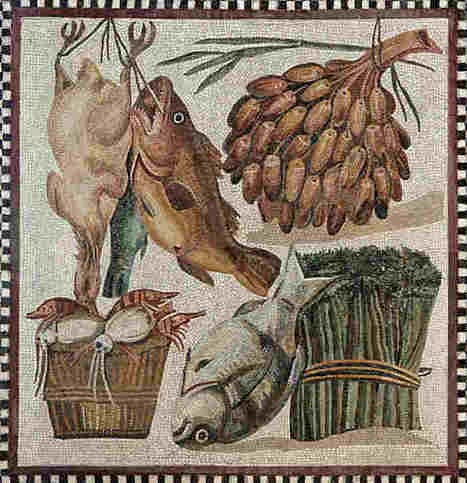 What Did the Romans Eat? Food and Drink in Ancient Times | Italia Mia | Scoop.it