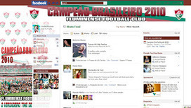 Theme for Facebook - Fluminense campeão 2 | Themes for Facebook | Scoop.it