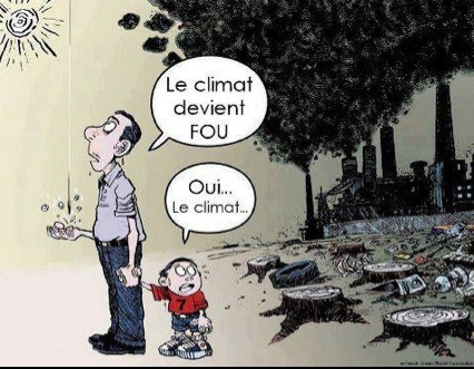 Le climat, vous dis-je ! | Sustainable imagination | Scoop.it
