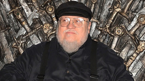 George RR Martin is writing the Coffee Table Book of Ice and Fire - io9 | SFFWRTCHT | Scoop.it