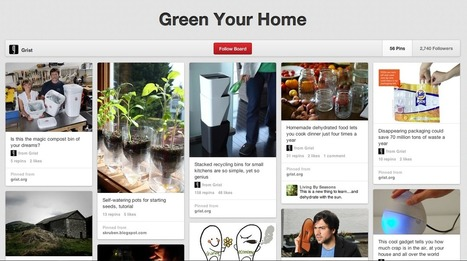 EXAMPLES - 10 Nonprofits That Are Totally Nailing Pinterest Marketing | Pinterest for Business | Scoop.it