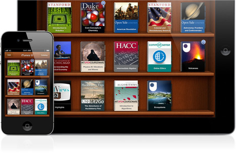 Apple - iTunes U - Learn anything, anywhere, anytime. | Collective Intelligence & Distance Learning | Scoop.it
