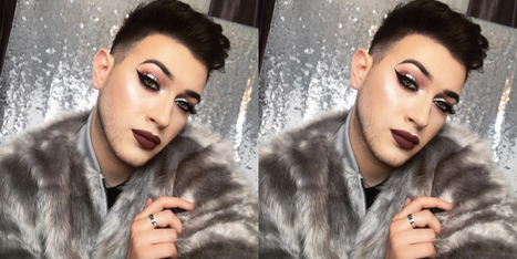 Maybelline Debuts Its First-Ever Male Ambassador, Manny Gutierrez | xposing world of Photography & Design | Scoop.it