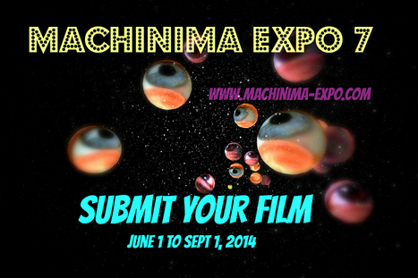 SUBMIT YOUR FILM:  THE MACHINIMA EXPO | Wolf and Dulci Links | Scoop.it