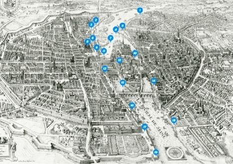 Avec le site Gens de Paris, un patrimoine ludique etgrandpublic - The Conversation | Future cities | Scoop.it