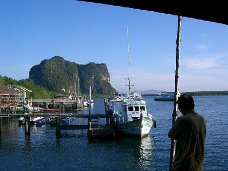 Trang Thailand - Haadyao Nature Resort   Vacation ASEAN   Scoop.it