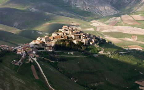 Travel+Leisure dedicates to Norcia/Castelluccio a space inside the article: 25 Secret European Villages | Italia Mia | Scoop.it